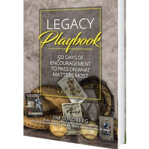 Legacy Playbook